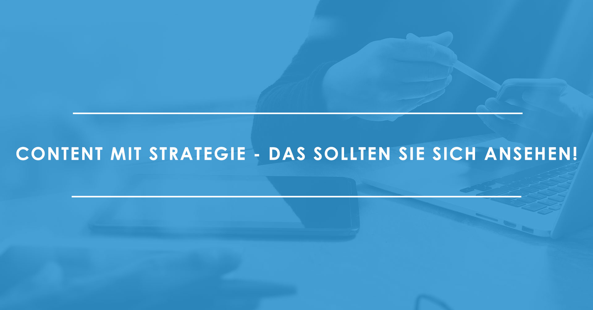 [Video]-Content-Strategie