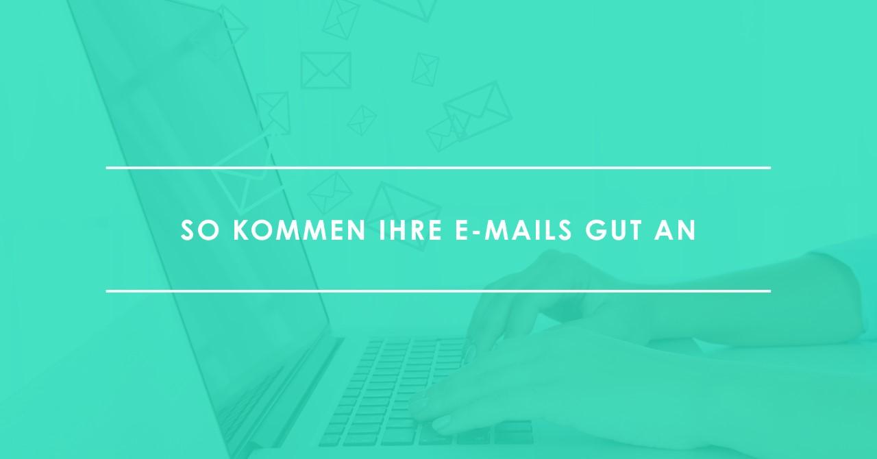 So kommen Ihre E-mails gut an – E-Mails erstellen mit HubSpot