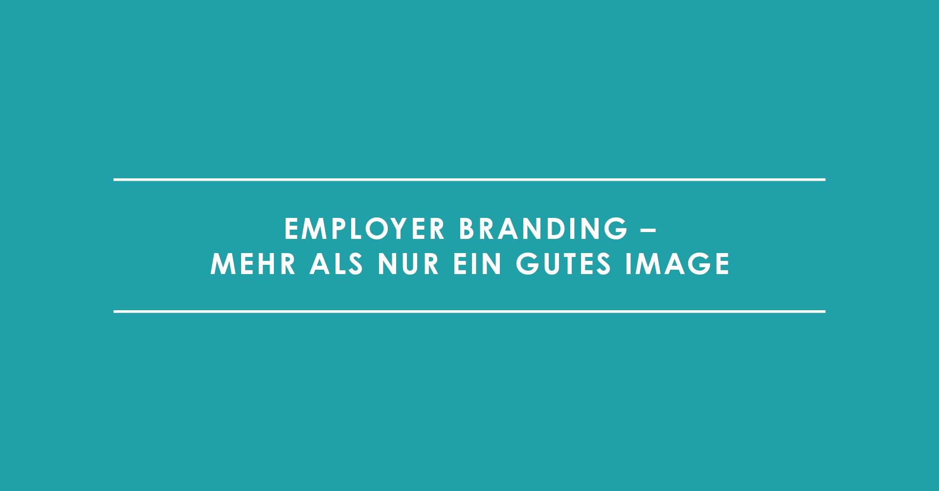 TRIALTA Employer Branding - mehr als nur ein gutes Image