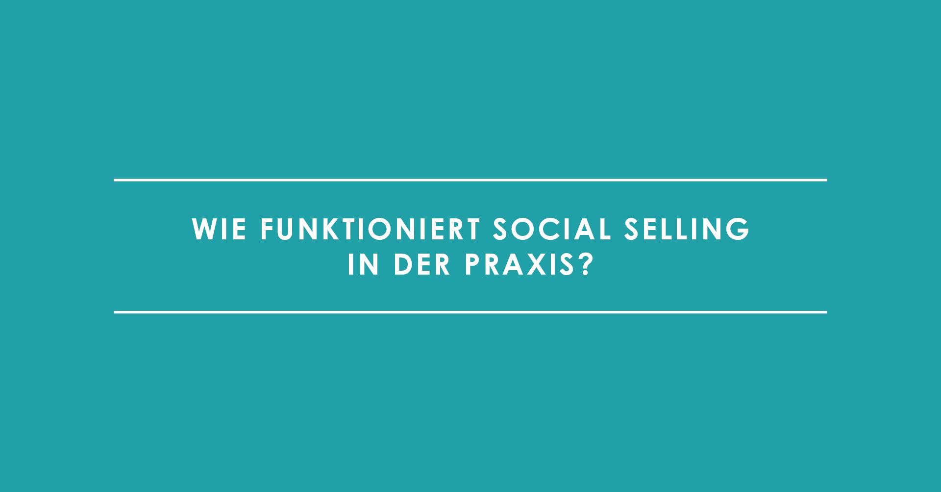 TRIALTA Social Selling in der Praxis
