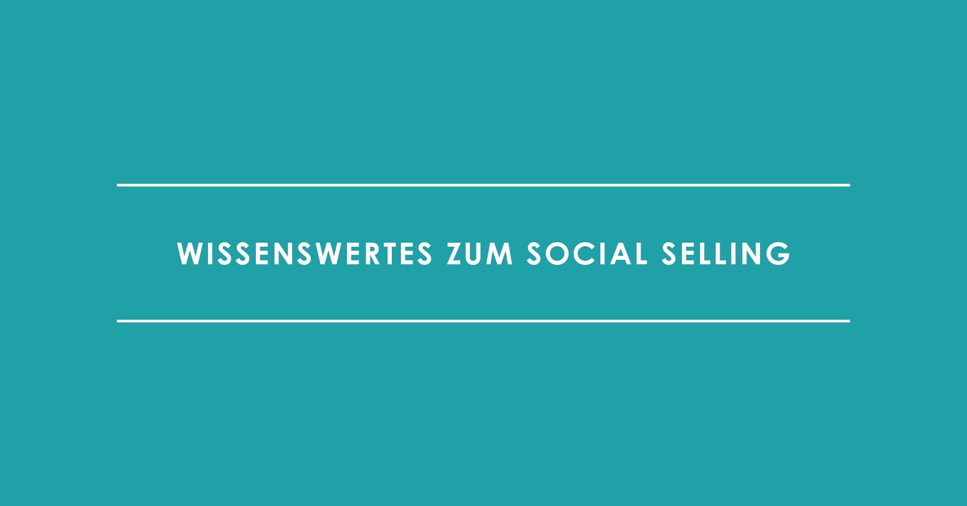 Wissenswertes zum Social Selling, TRIALTA
