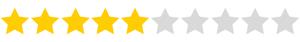 Product Updates Sternebewertung 5