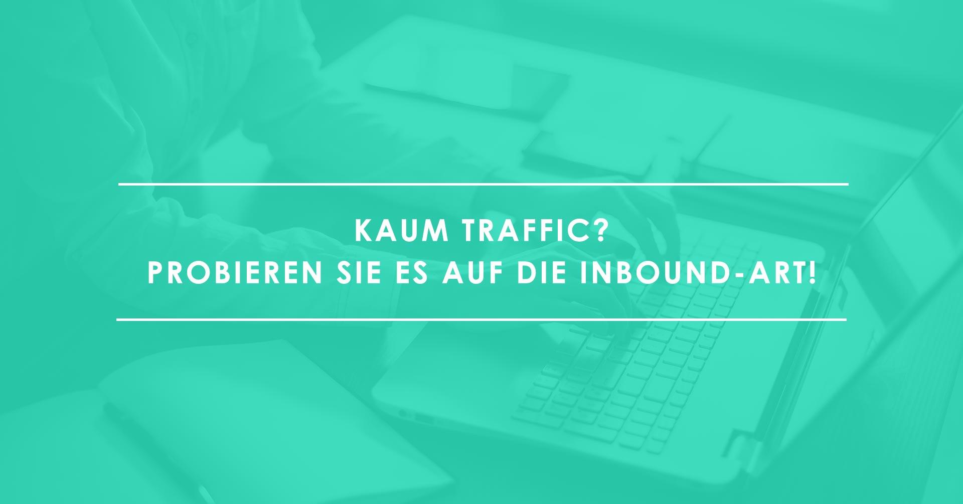 Traffic Inbound Marketing