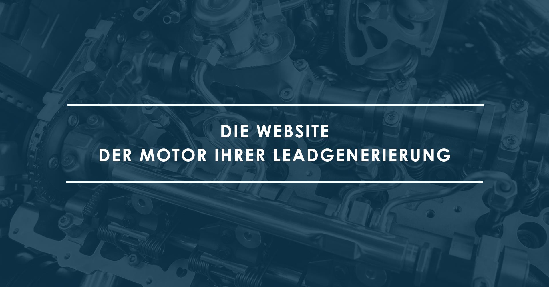 Website Leadgenerierung optimieren