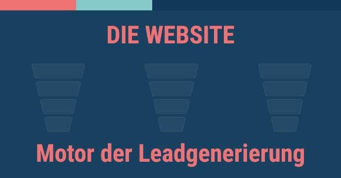 Website Leadgenerierung optimieren