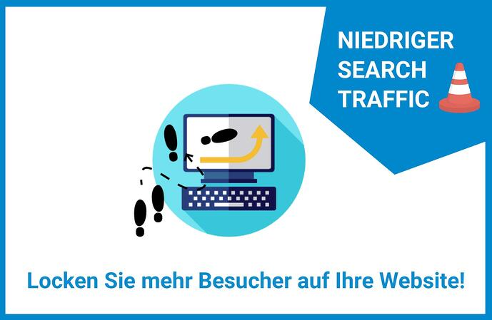 Website Leadgenerierung Search Traffic
