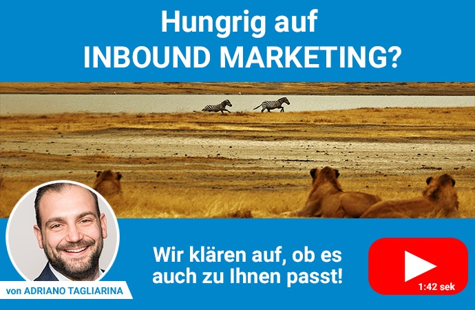 Inbound Marketing für wen geeignet