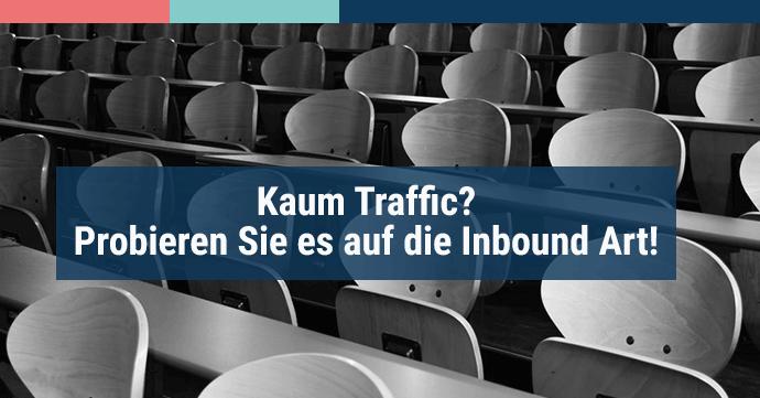 Inbound Marketing Traffic