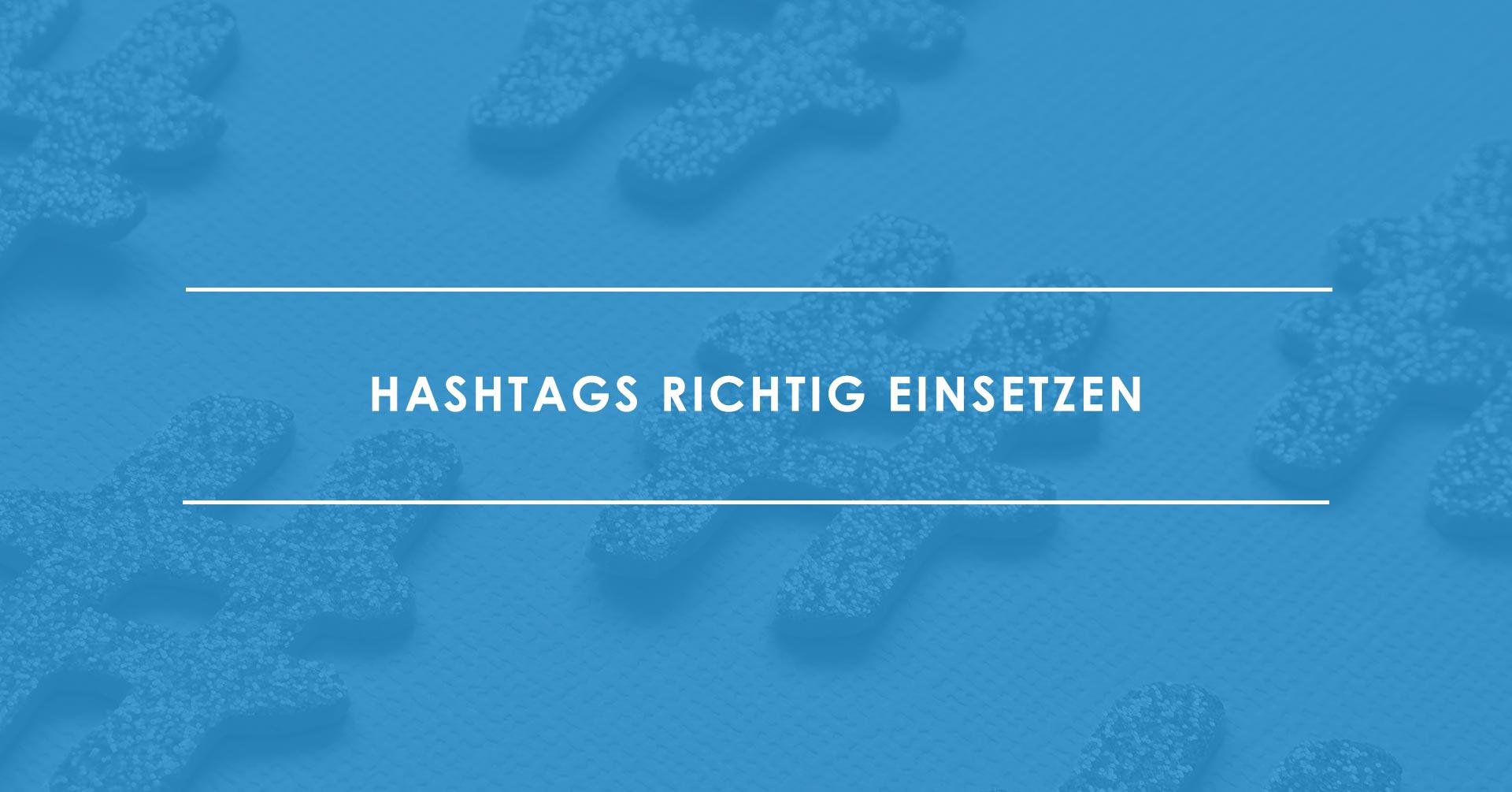 Hashtags auf Facebook und Instagram (2)
