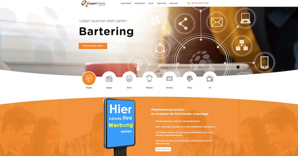 Mit dem HubSpot CMS erstellt –coupon-future.de
