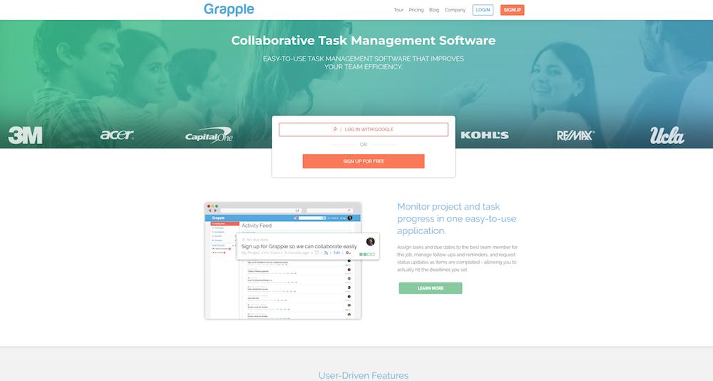 Mit dem HubSpot CMS erstellt –Grapple