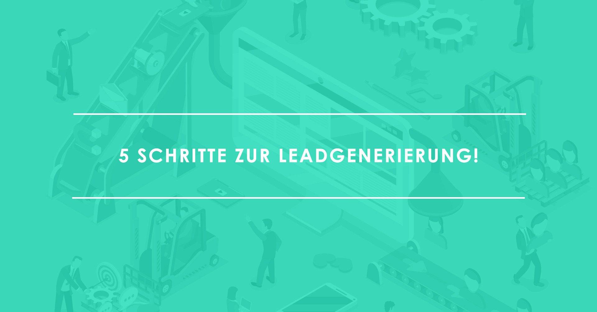 B2B-Leadgenerierung