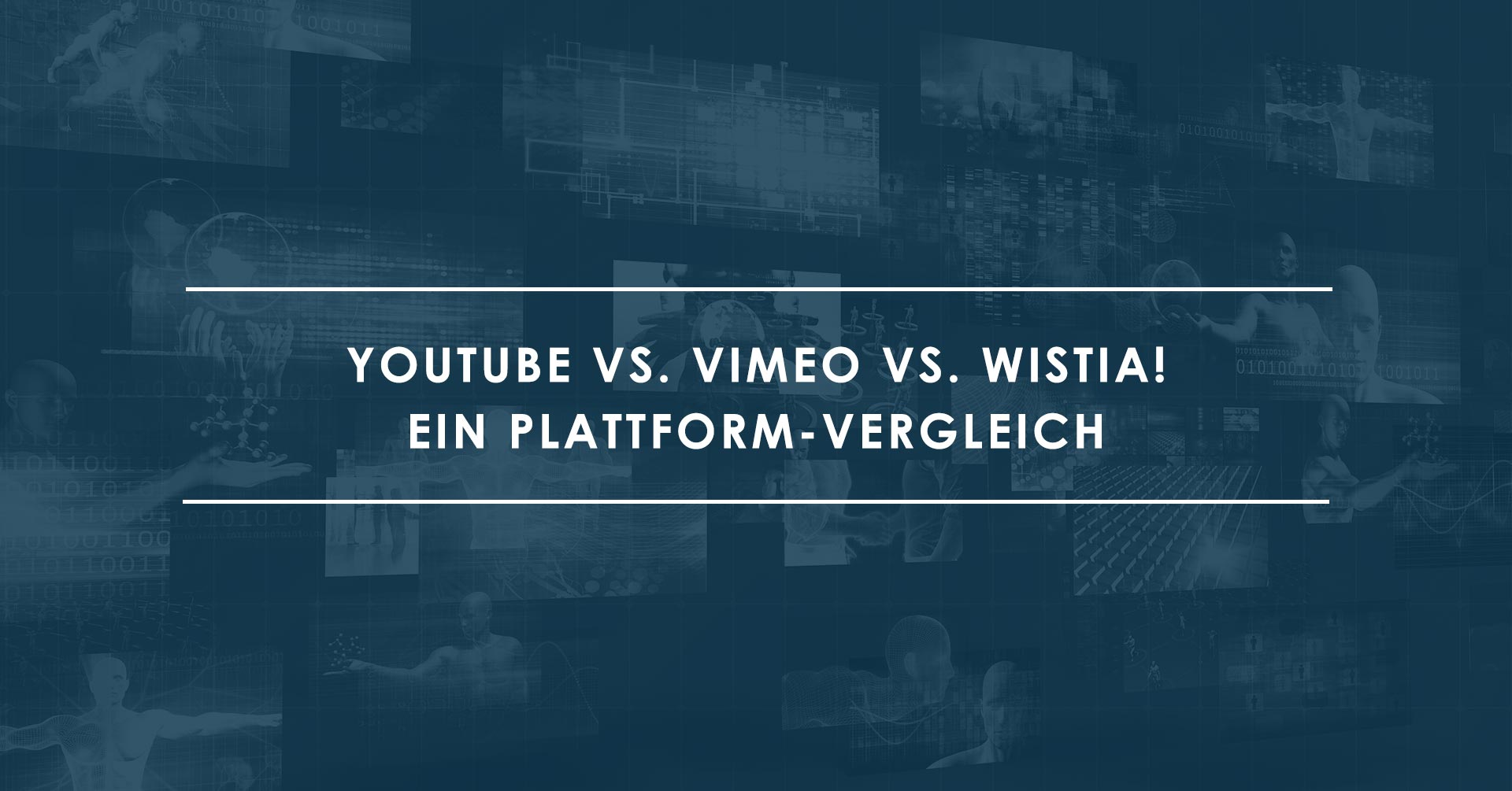 Youtube vs. Vimeo vs. Wistia