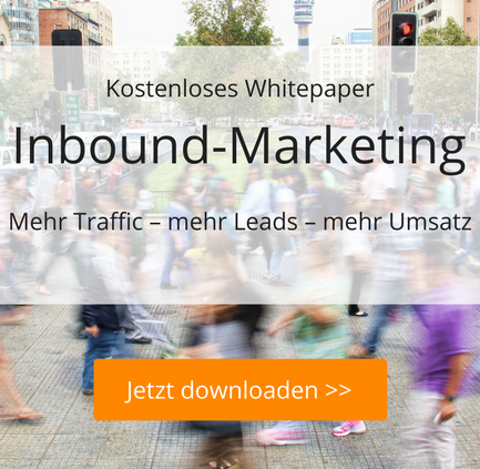 Inbound-Marketing Whitepaper