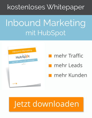 Inbound Marketing mit HubSpot - Whitepaper