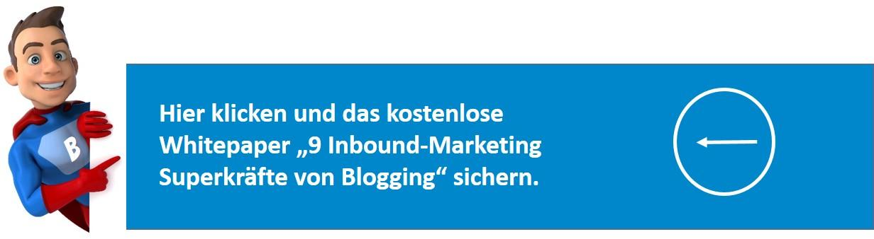 Inbound Marketing Blogging