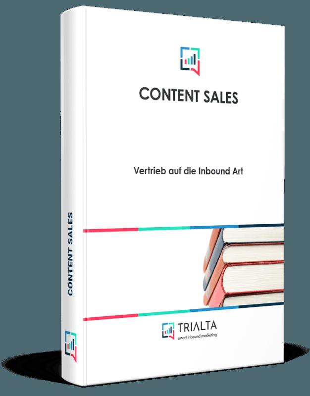 Content Sales Vertrieb auf die Inbound Art