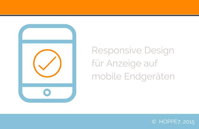 Responsive Design SEO Optimierung