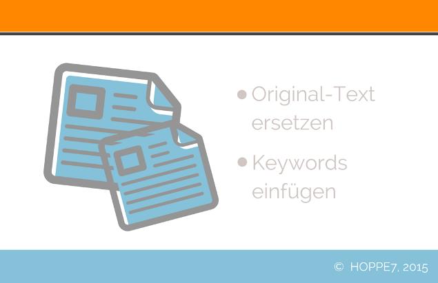 ALT-Text SEO Optimierung
