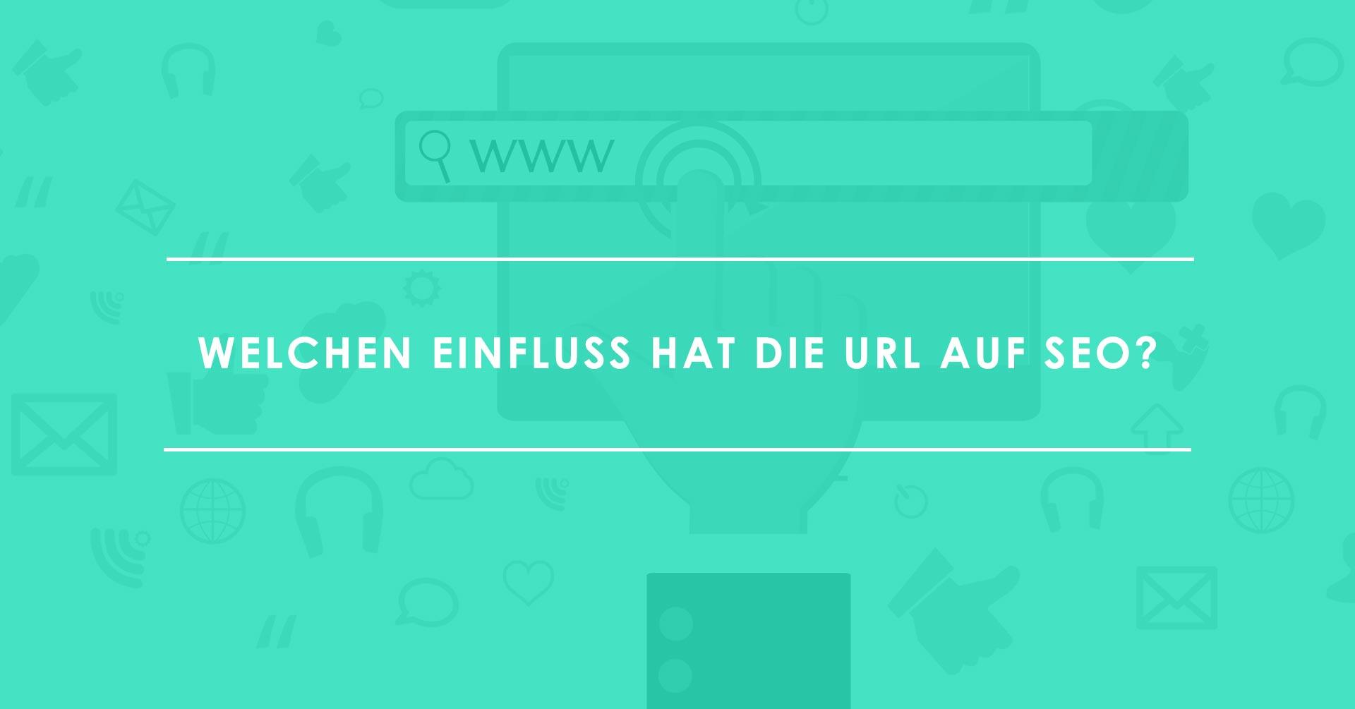 Einfluss von URL auf SEO